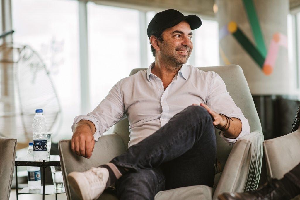 Pato Fuks, CEO de WeWork Latam, panelista del encuentro de empresas unicornios en WeWork