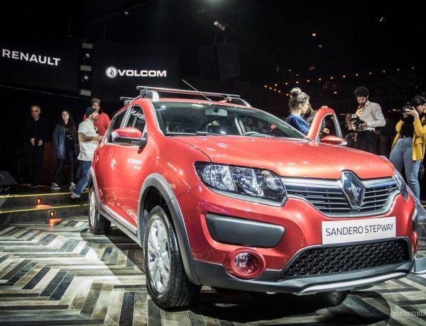 Renault lanza la serie limitada Sandero Stepway Volcom (22)