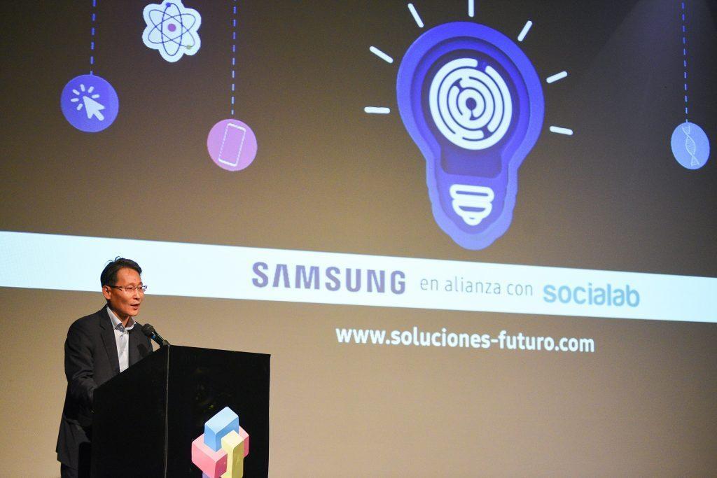 Samsung premió a un proyecto que busca reemplazar el yeso por férulas impresas en 3D (2)