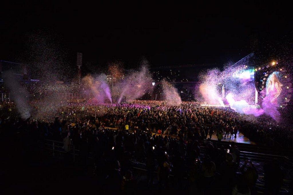 Shakira arrasó en Vélez con un show increíble (2)