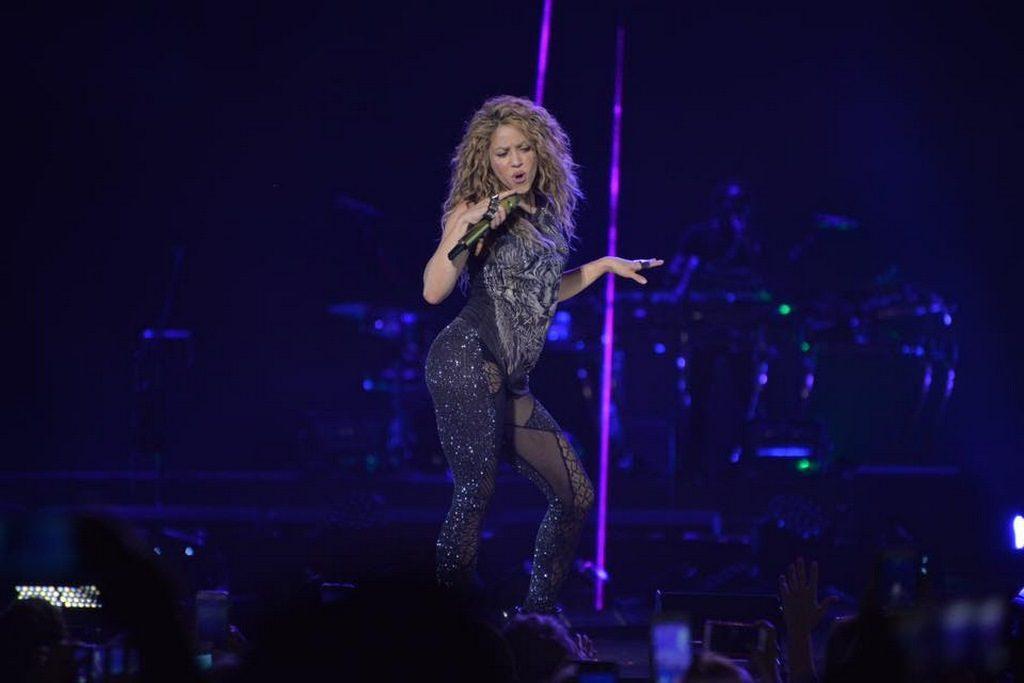 Shakira arrasó en Vélez con un show increíble (3)