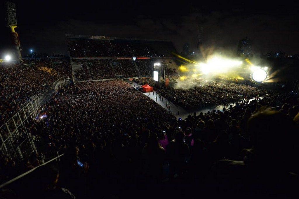 Shakira arrasó en Vélez con un show increíble (4)