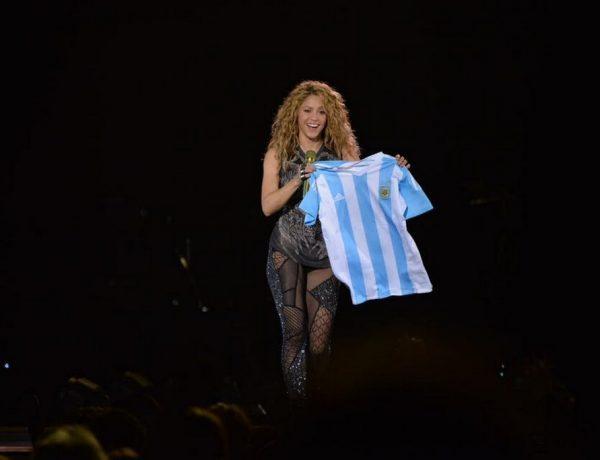 Shakira arrasó en Vélez con un show increíble