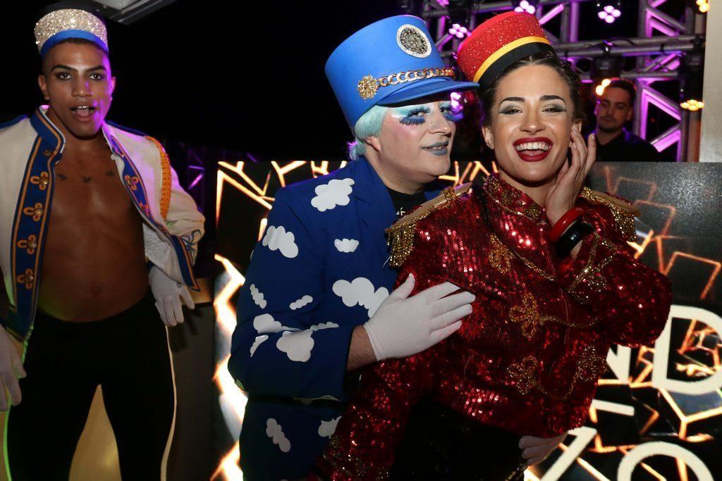Show de Club 69 en la apertura del nuevo hotel Grand Brizo Buenos Aires (2)