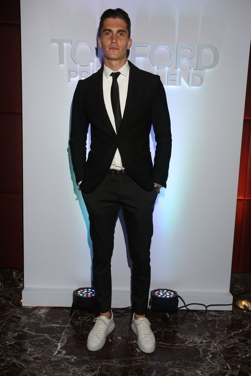 TOMAS GUARRACINO EN EL LANZAMIENTO DE TOM FORD BEAUTY EN ARGENTINA (5)