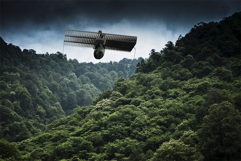 Volerian, el auto volador inspirado en el movimiento de las alas de las aves (8)