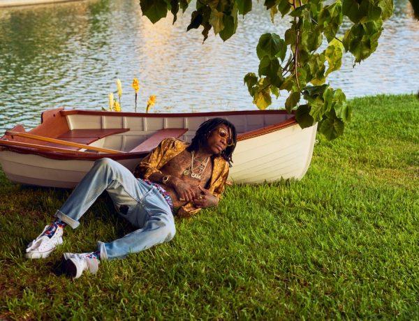 Happy Socks presenta una colaboración con Wiz Khalifa