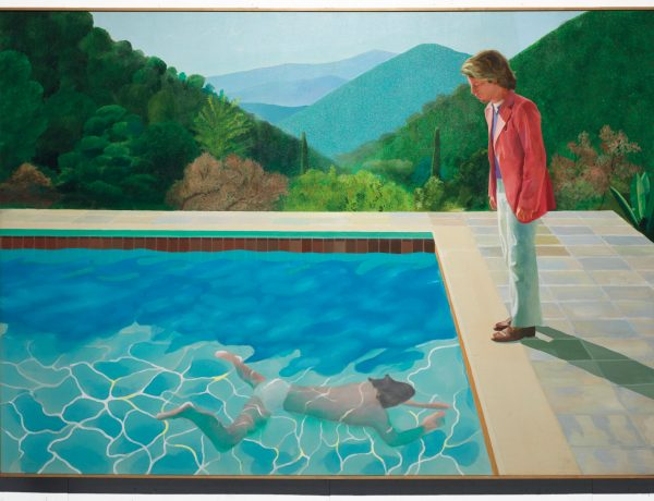 David Hockney desbancó a Jeff Koons como el artista vivo más caro (2)