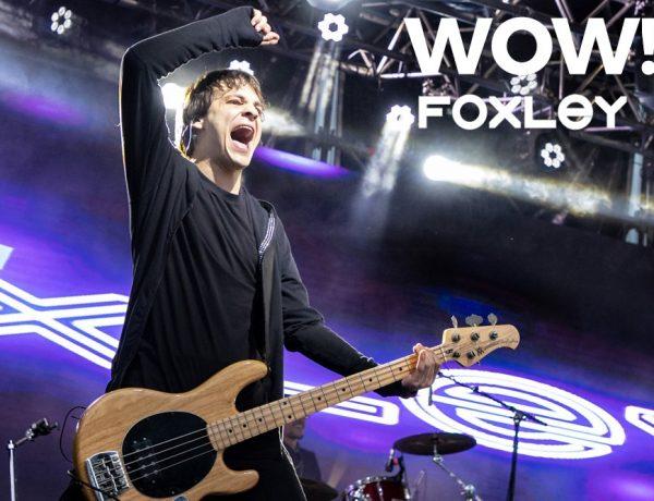 Foxley presenta su nuevo álbum WOW!