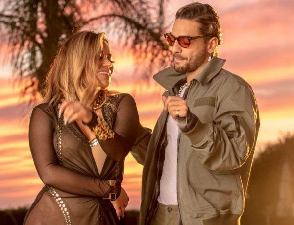 Karol G y Maluma unen sus voces en una canción de amor