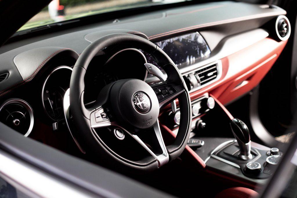 Lanzamiento de los nuevos modelos de Alfa Romeo