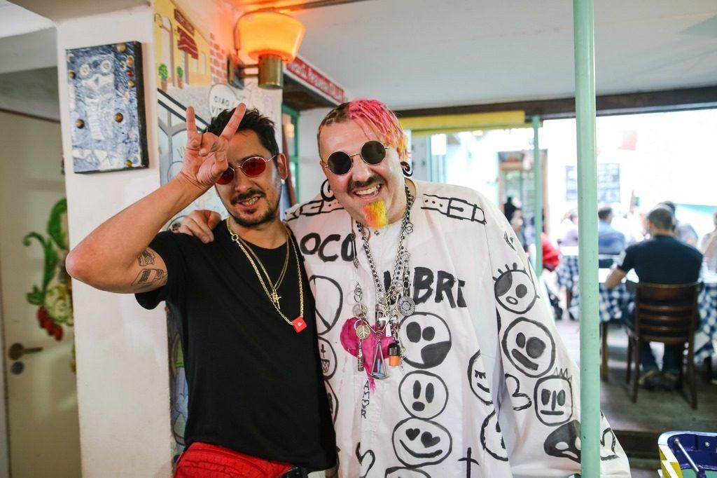 Marcianos Crew y Adrián Francolini (2)