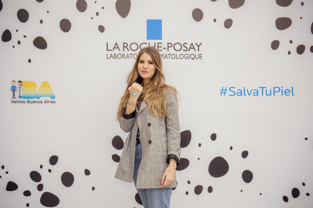 Mica Tinelli - Campaña Salva Tu Piel - La Roche-Posay