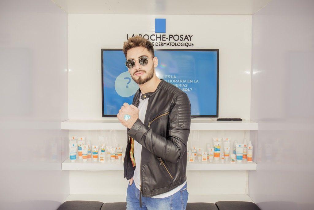 Nicolas Occhiato - Campaña Salva Tu Piel - La Roche-Posay