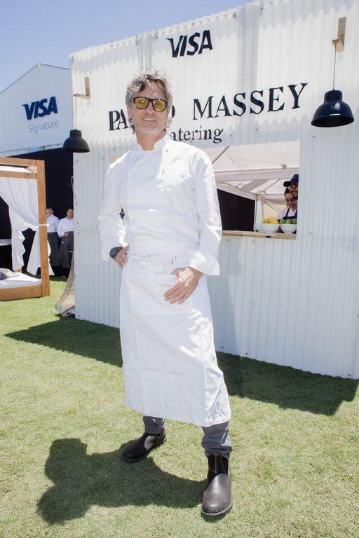 Pablo Massey, chef del Pro-Am del 113º VISA Open de Argentina