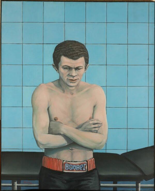 Pablo Suarez. Pablo boxeador, 1977