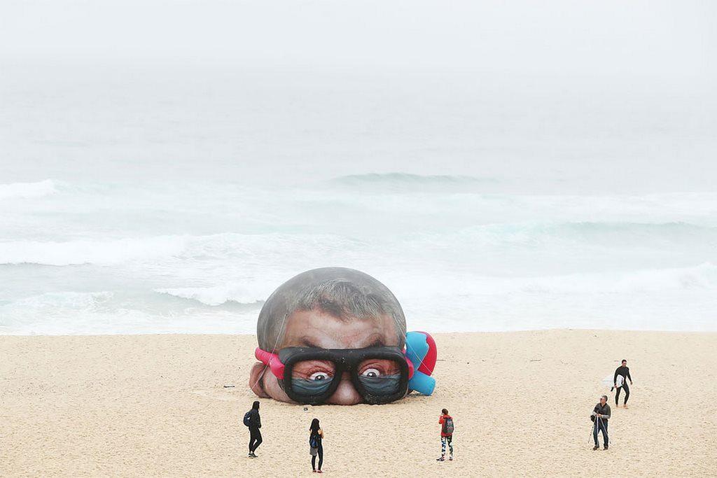 Sidney exhibe nueva exposición de Esculturas Junto al Mar (2)