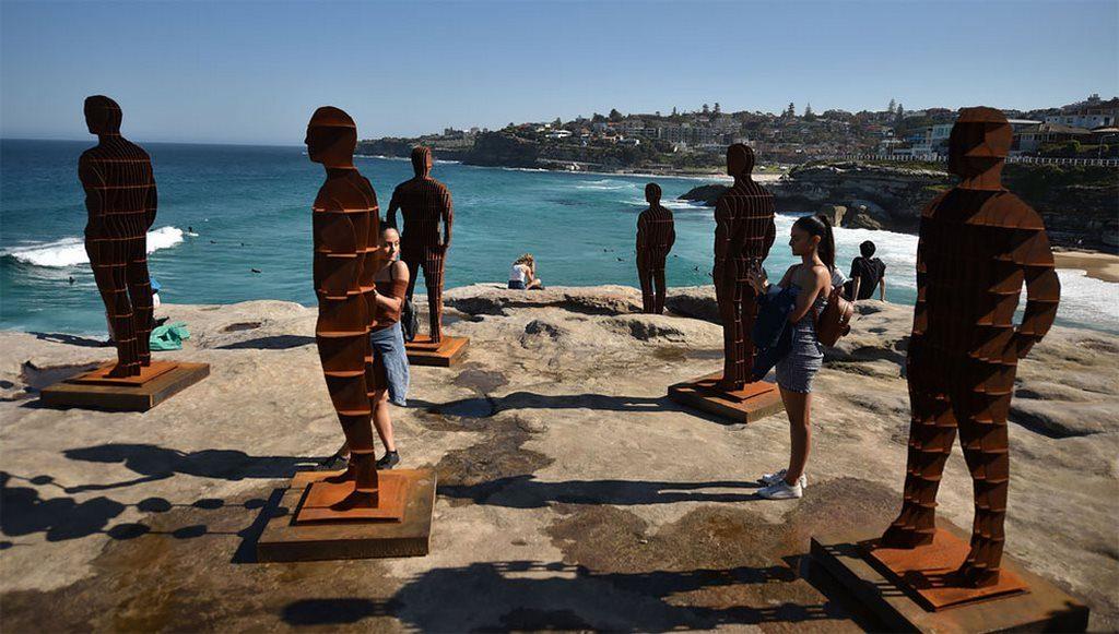 Sidney exhibe nueva exposición de Esculturas Junto al Mar (3)