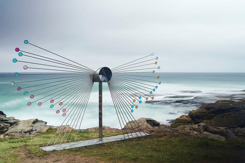 Sidney exhibe nueva exposición de Esculturas Junto al Mar (9)