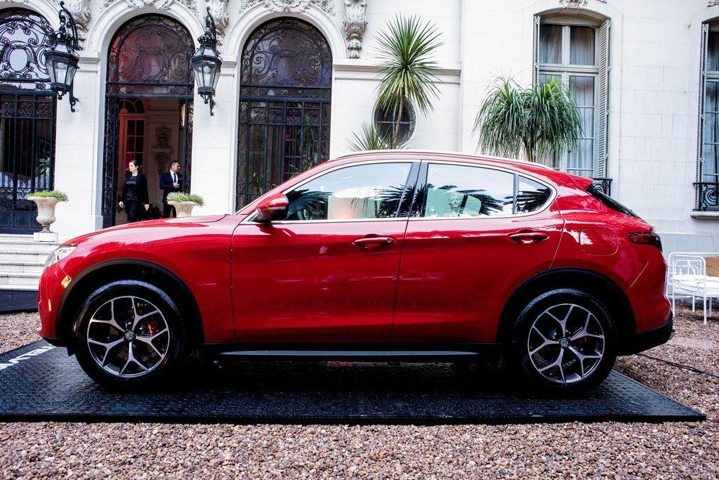 Stelvio, el nuevo lanzamiento de Alfa Romeo