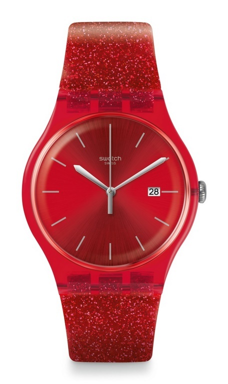 Swatch lanzó New Glitter Collection, la primera colección exclusiva para Argentina (4)