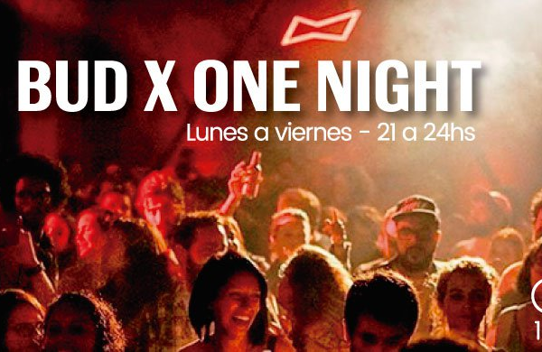 budx one night