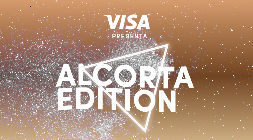 visa alcorta edition header