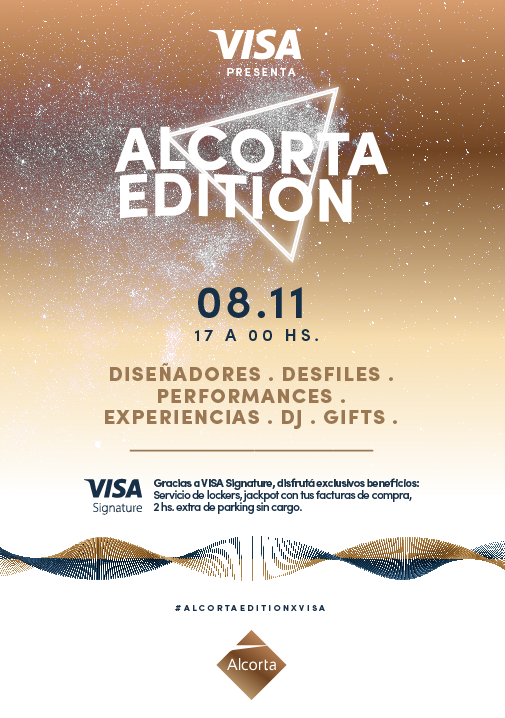 visa alcorta edition
