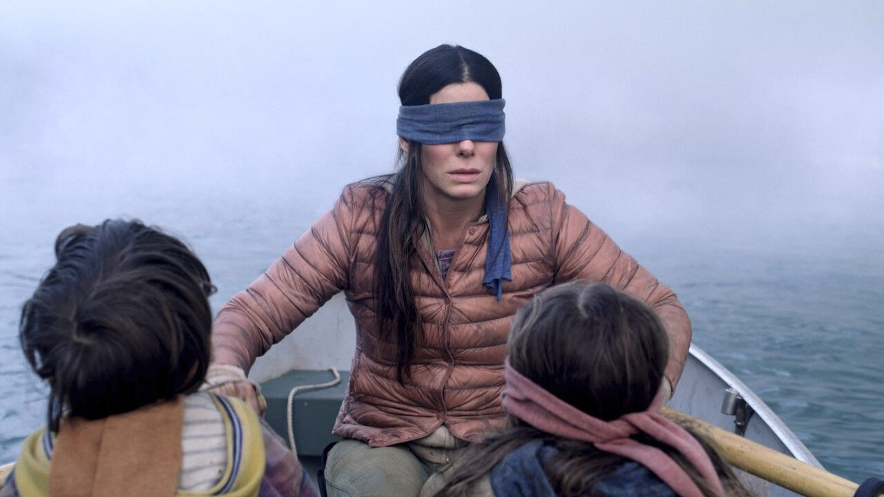 Bird Box Netflix Sandra Bullock loqueva (1)