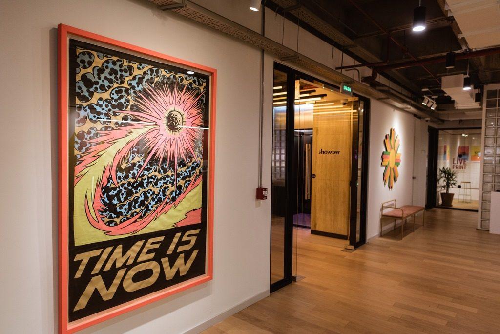 Gran apertura del nuevo espacio de oficinas de WeWork en Catalinas (2)