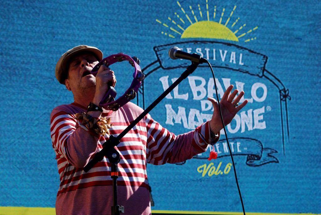 Luis Luque en Festival Al Dente Vol. 6