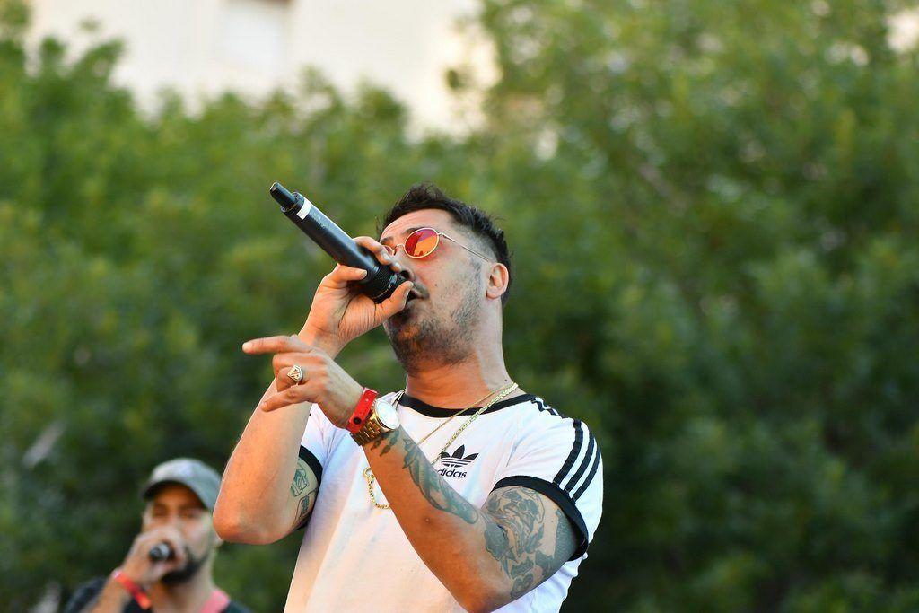 Marciano Crew en Festival Al Dente Vol. 6