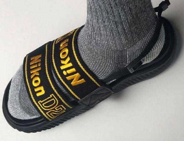 Nicole McLaughlin, la diseñadora que crea calzado y ropa con objetos cotidianos loqueva  home