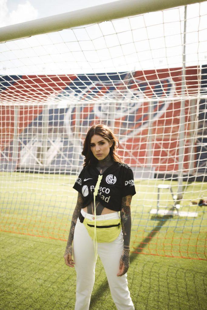 Nike presenta junto a Madness Clothing una edición limitada de la tercera camiseta de San Lorenzo (10)