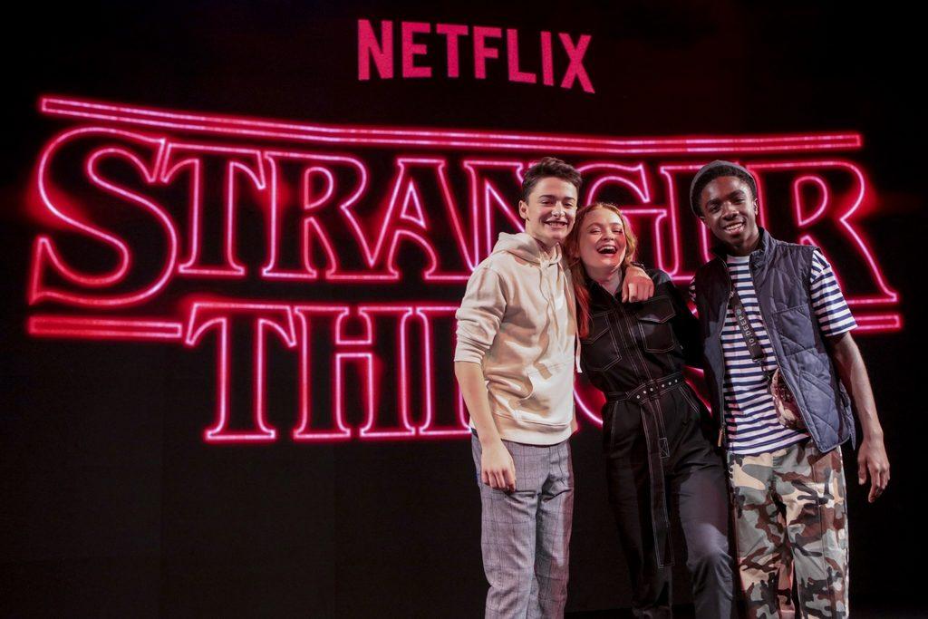 Netflix, ARCC, Dember 8, 2018