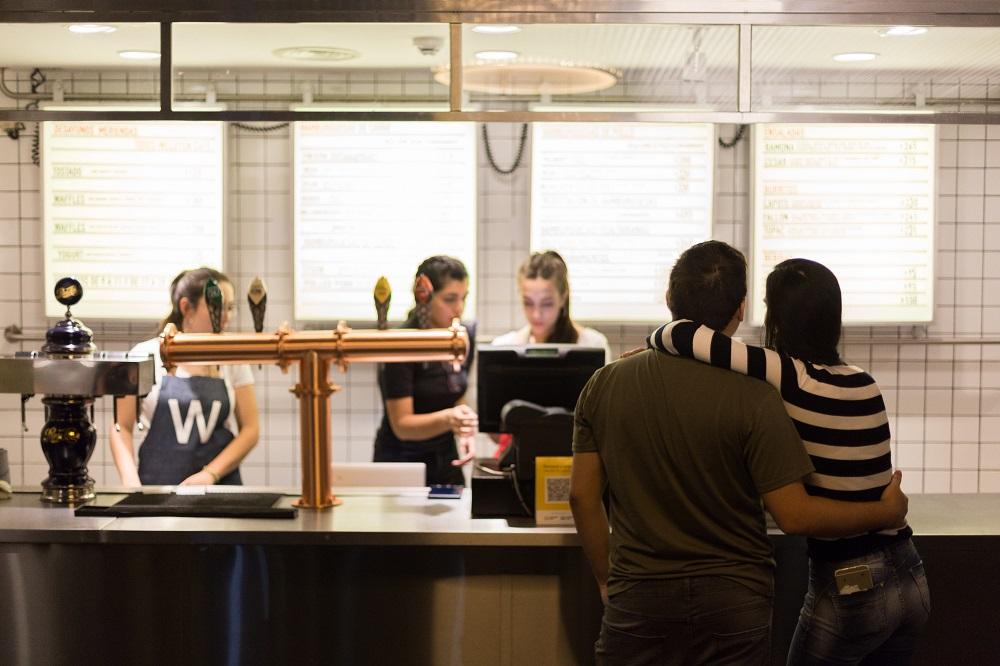 Williamsburg abrió su cuarto local en el edificio de La Imprenta (2)