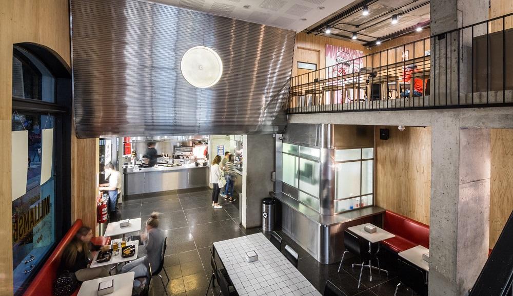 Williamsburg abrió su cuarto local en el edificio de La Imprenta (3)