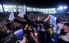 Wos es el nuevo campeón internacional de Red Bull Batalla de los Gallos
