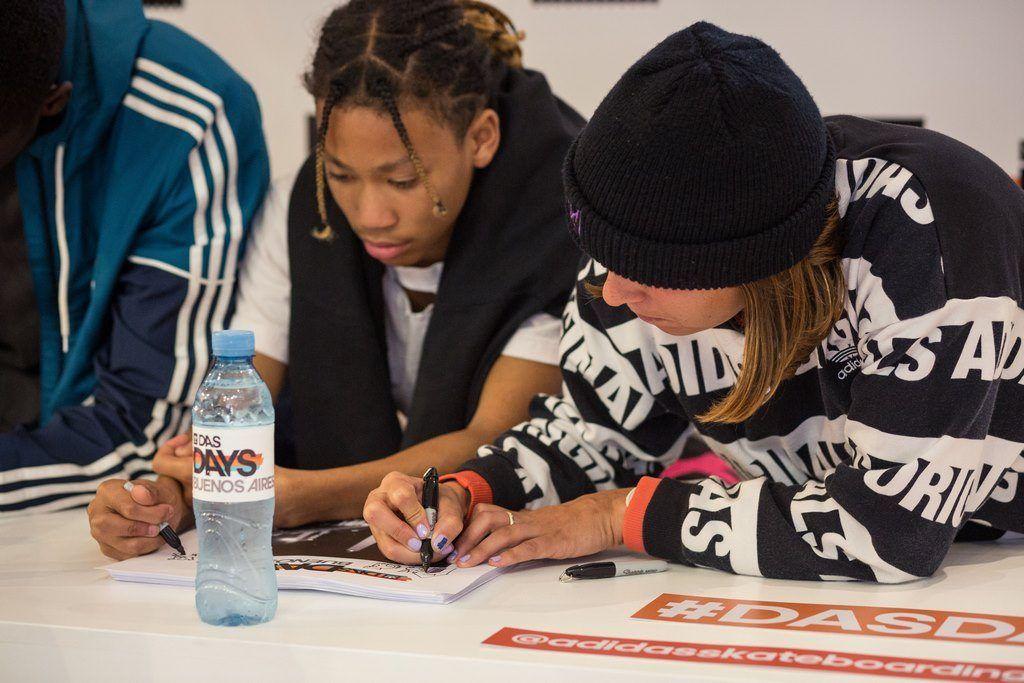 adidas Skateboarding - Firma de autográfos - Das Days Buenos (10)