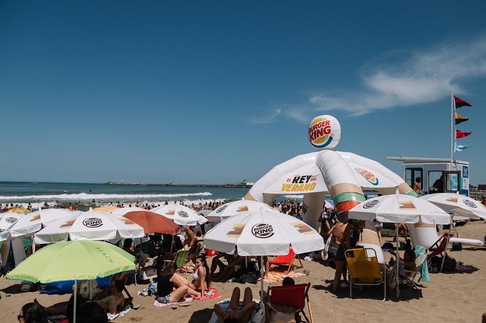 Burger King en Mar del Plata