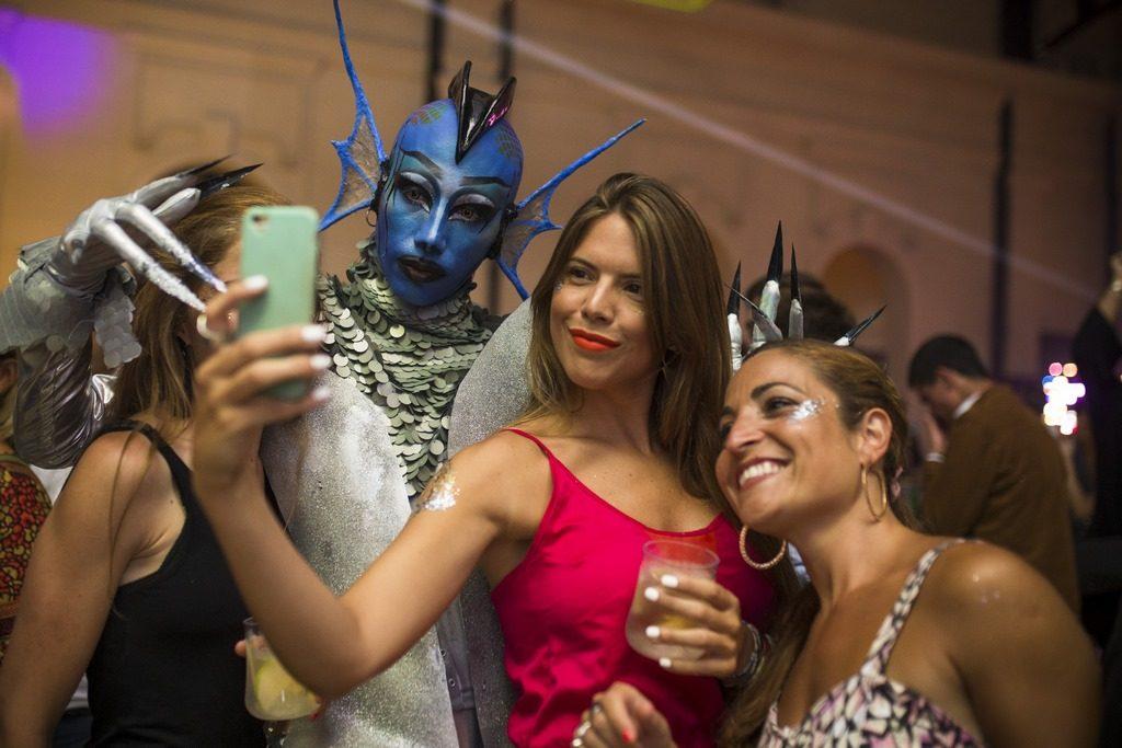 Chandon Wonderland Mar del Plata_Selfies