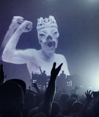 Chemical Brothers presenta el video de su corte MAH loqueva 2