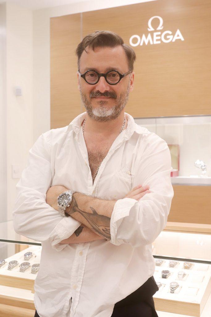 Fernando Trocca  Boutique Omega Punta del Este