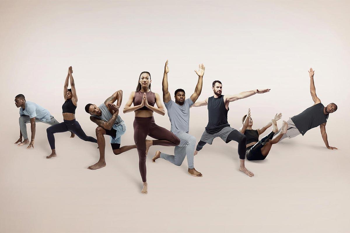 Nike presenta su primera colección de yoga (2)