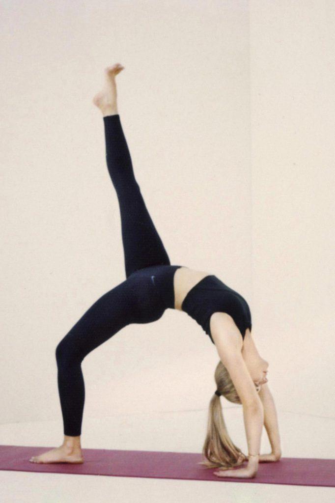 Nike presenta su primera colección de yoga