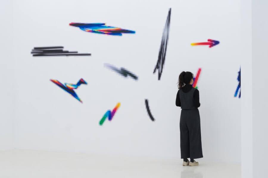 Nueva exposición del argentino Felipe Pantone en Shanghai (3)