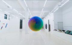 Nueva exposición del argentino Felipe Pantone en Shanghai (4)