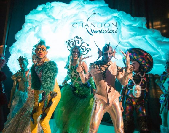 Chandon Wonderland mar del plata