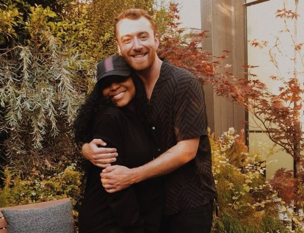 Sam-Smith-Normani-studio-tweet