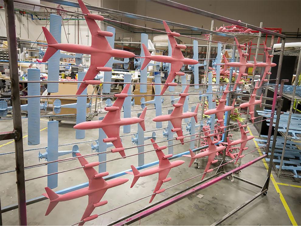 Una instalación de alto vuelo en el aeropuerto internacional de San Diego (2)